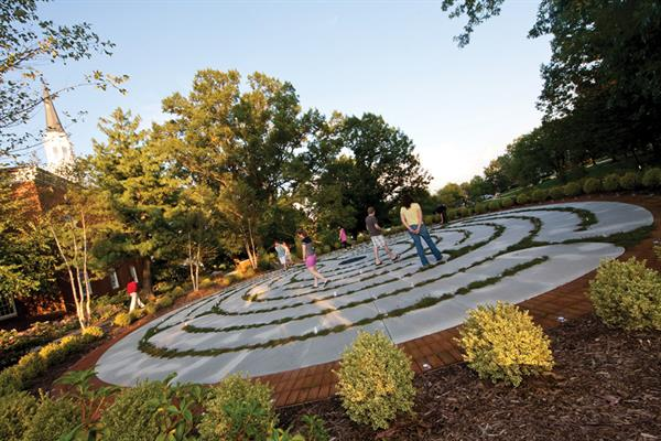 Garden of Reflection and Remembrance at the University of Maryland–College Park