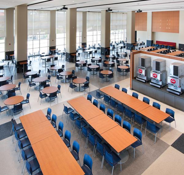 2020 Renovation & Construction Showcase: Ole Miss Student Union, University of Mississippi