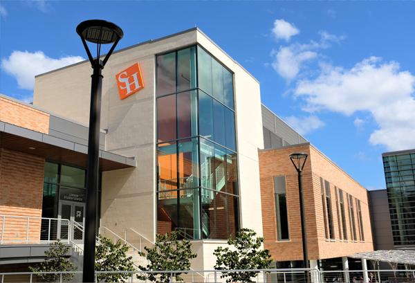 2020 Renovation & Construction Showcase: Lowman Student Center, Sam Houston State University