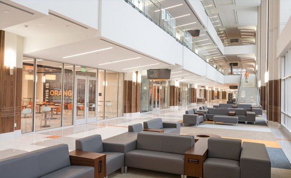 2020 Renovation & Construction Showcase: Student Union, University of Tennessee