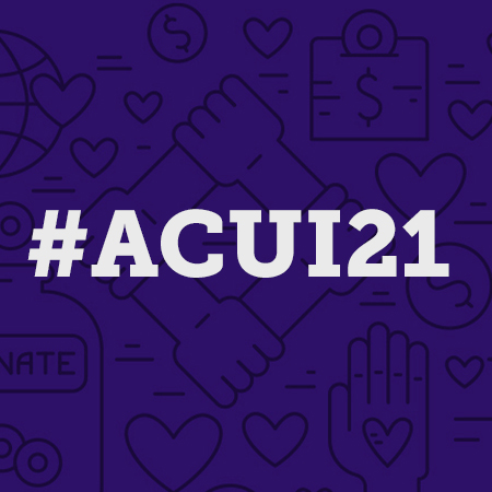 Ahead of #ACUI21 Next Week: Don't Miss Fundraising Events & Virtual Expo