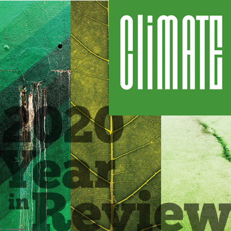 2020 Year in Review: Climate