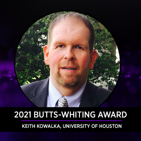 Butts-Whiting Winner Kowalka Leads Houston to Multiple ACUI Annual Awards