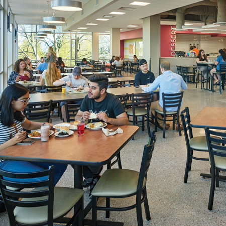 A Return to Normalcy: Campuses Resume In-Person Dining for the Fall