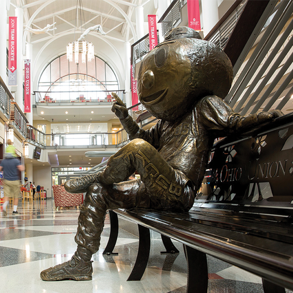 Campus Mascots in the Union: Fostering Tradition, Community, and Opportunity