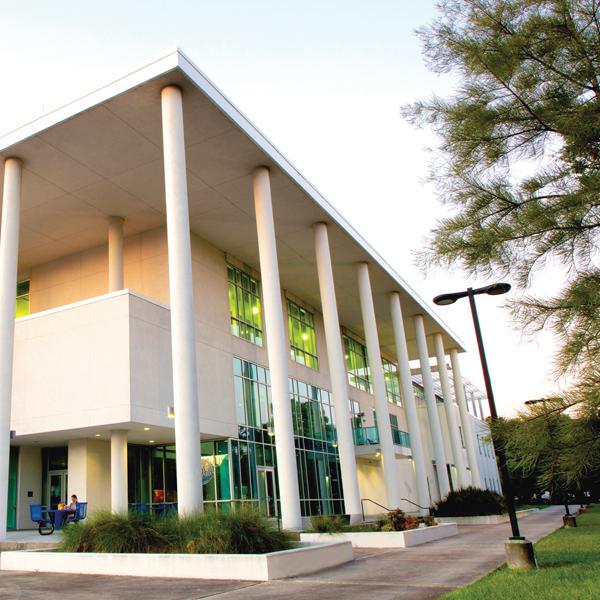 Union Spotlight on Dillard Student Union at Dillard University