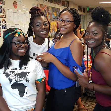 Cultural Centers: Bringing a Presence to the Union