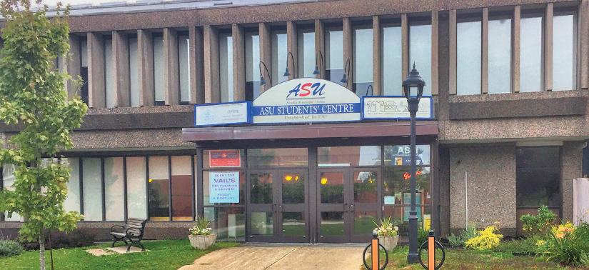 Acadia Students' Union Students' Centre, Acadia University