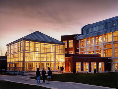 Keene State College, L. P. Young Student Center