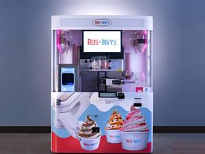 Massachusetts  Institute of Technology - Robot frozen yogurt
