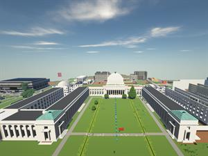 Massachusetts  Institute of Technology - Minecraft Server