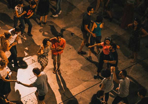 Advising Dance Organizations