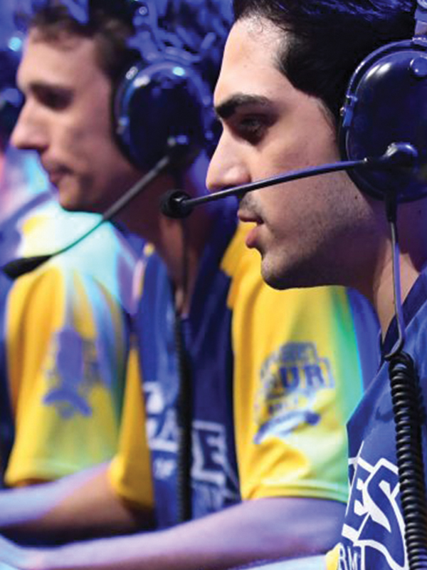 Esports: A Growing Trend
