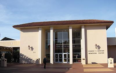 Santa Clara University, Robert F. Benson Memorial Center