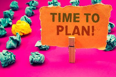 A Strategic Plan Pivots to Navigate a Changing World