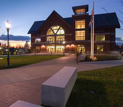 University of Vermont: Dudley H.  Davis Center