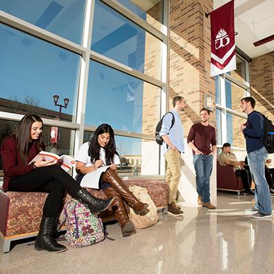 West Texas A&M University, Jack B. Kelley Student Center