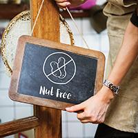 Nut-Free Zone