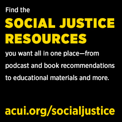 Social Justice Resource Page