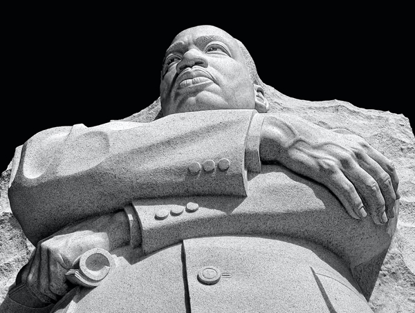 Only Love:Virtual or Live, Campuses are Central inCelebratingMartin Luther King Jr. Day