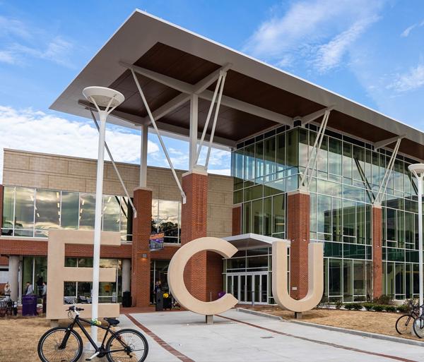 2020 Renovation & Construction Showcase: Main Campus Student Center, East Carolina University