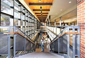 Averett University. Photo courtesy of VMDO Architects.
