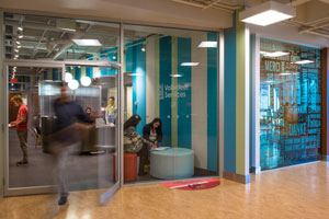 MacEwan Student Centre and MacEwan Hall, University of Calgary