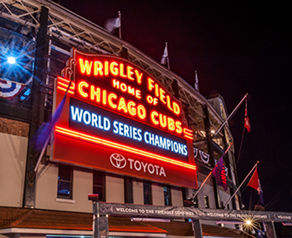The Chicago Cubs and College Union Community