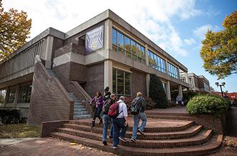 East Carolina University: Mendenhall Student Center