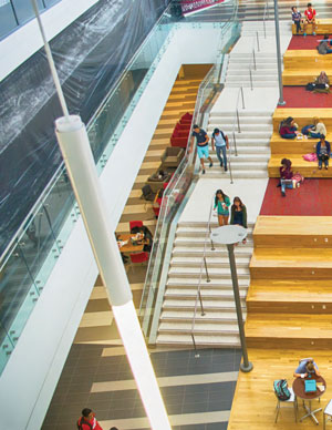 Student Union Transformation: A Case Study On Creating Purposeful Space
