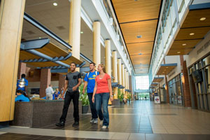 University Union Center, South Dakota State University